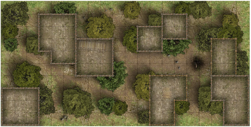 Heroic Maps Forest Village Heroic Maps Wilderness