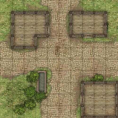 3d Printed Dungeon Tiles Dragonlock 3d Printable Dungeon