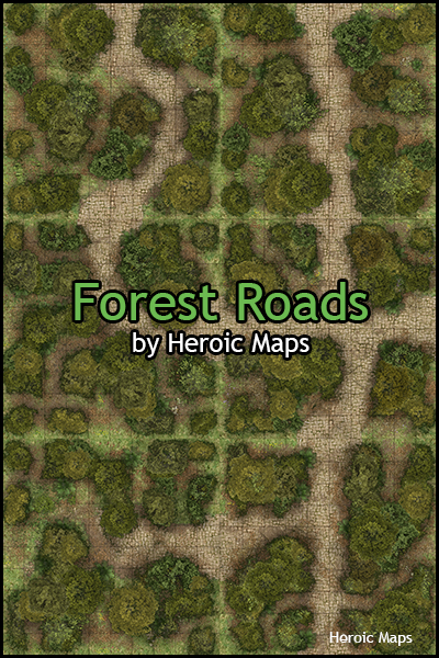 Forest Roads