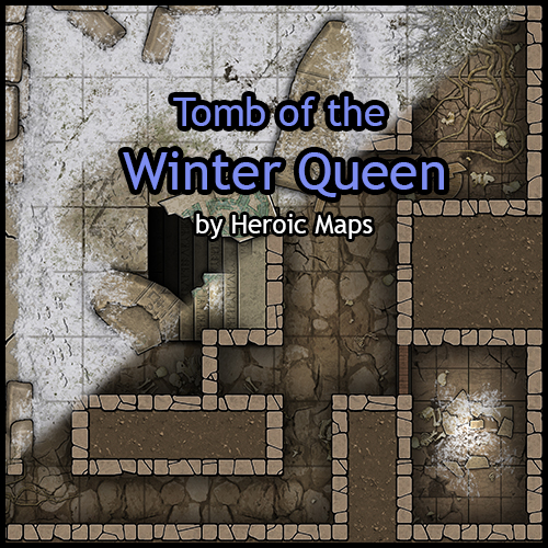 Tomb of the Winter Queen