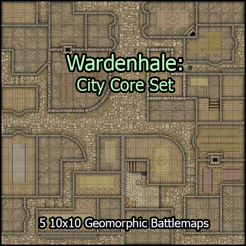 Wardenhale City Core Set