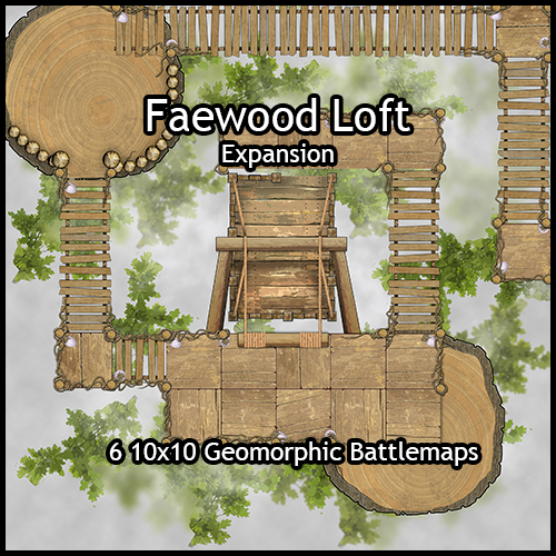 Faewood Loft Expansion