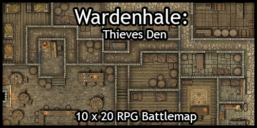 Wardenhale: Thieves Den