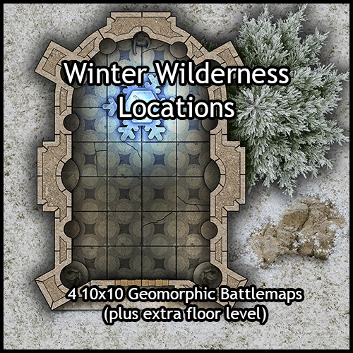 Winter Wilderness Locations