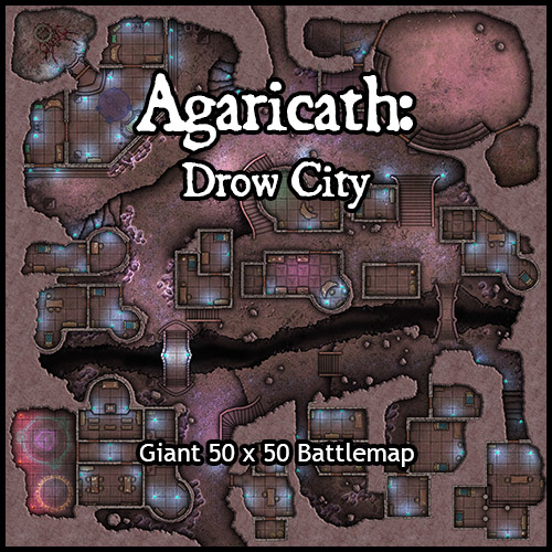 Agaricath: Drow City
