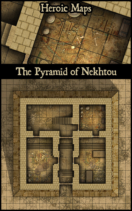 Heroic maps storeys the pyramid of nekhtou heroic maps heroic maps storeys the pyramid of nekhtou heroic maps buildings dungeons egyptian ruins temples churches storeys tombs desert gumiabroncs Images