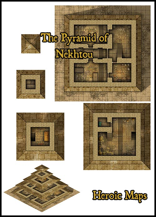 [Décor] The Pyramid of Nekhtou Untitled-11