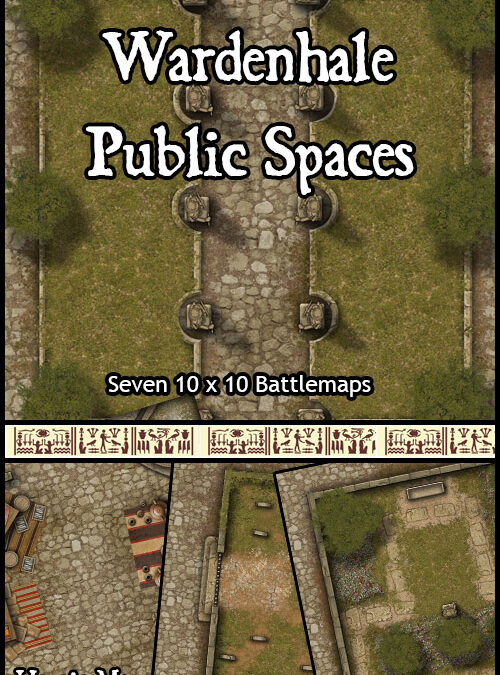 Wardenhale Public Spaces