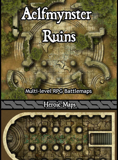 The Aelfmynster Ruins