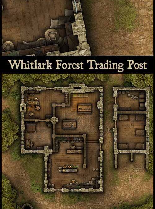 Whitlark Forest Trading Post