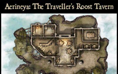 Aerineya: The Traveller's Roost Tavern