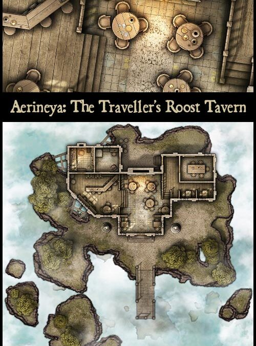 Aerineya: The Traveller's Roost Tavern
