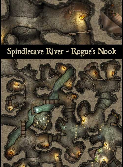 Spindlecave River – Rogue's Nook