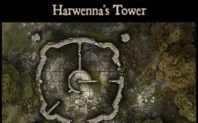 Harwenna's Tower