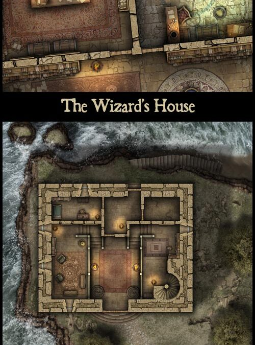 The Wizard's House