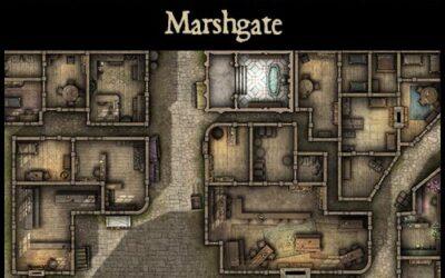 Marshgate & Chapel of the Unquiet Dead