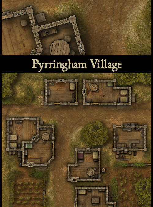 Pyrringham Village