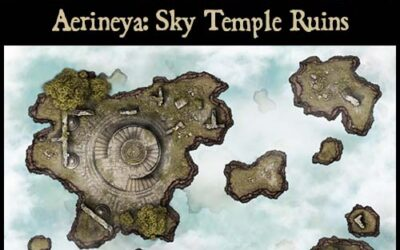Aerineya: Sky Temple Ruins