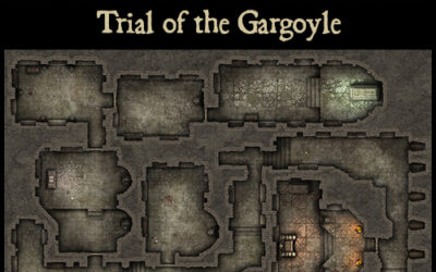 HeroQuest Maps Pack 1