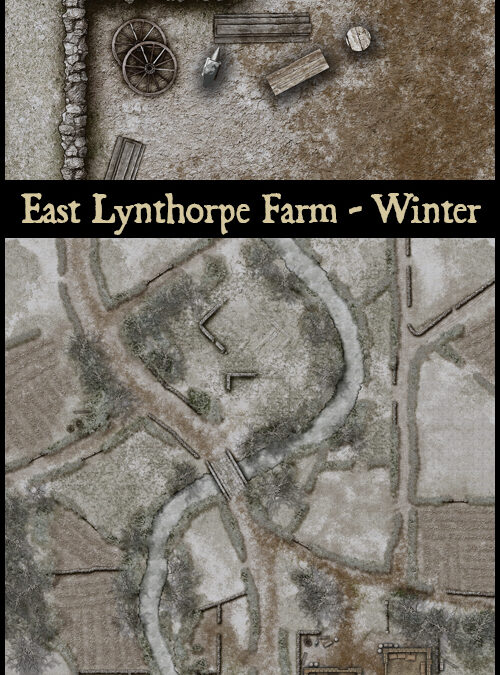 East Lynthorpe Farm – Summer & Winter