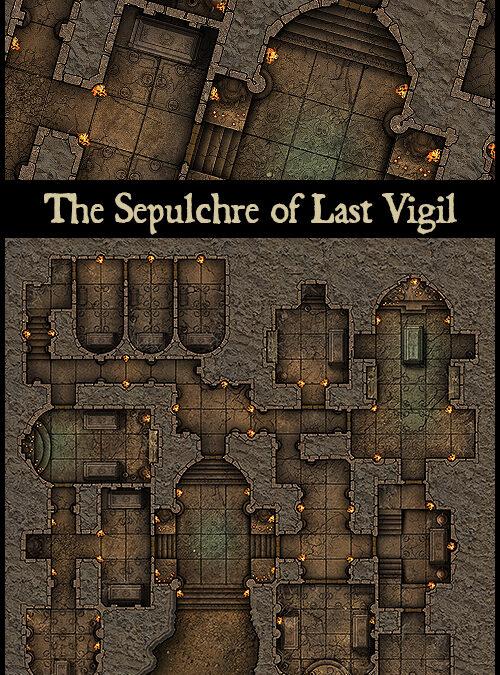 The Sepulchre of Last Vigil