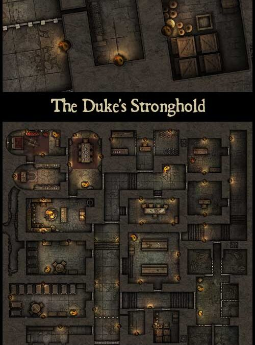 The Duke's Stronghold