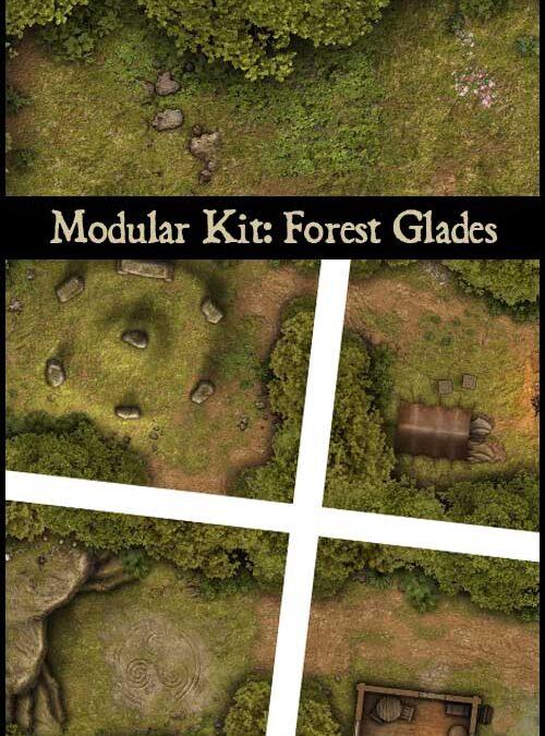Modular Kit: Forest Glades