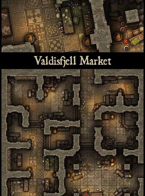 Valdisfjell Market
