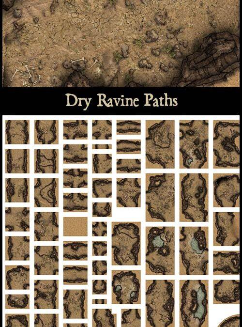 Modular Kit: Dry Ravines