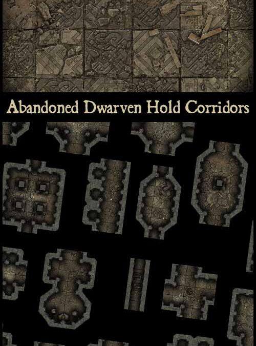 Abandoned Dwarven Hold & Mines