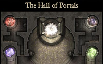 The Hall of Portals