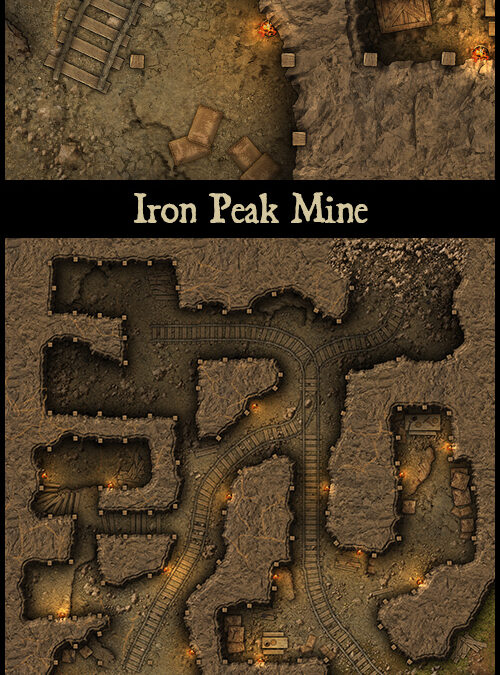 Iron Peak Mine
