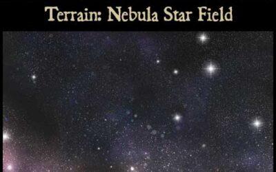 Terrain – Nebula Star Field