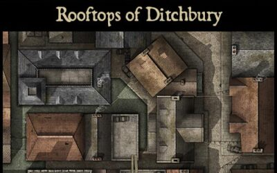 Rooftops of Ditchbury