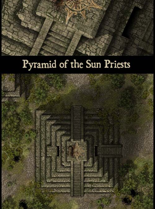 Pyramid of the Sun Priests