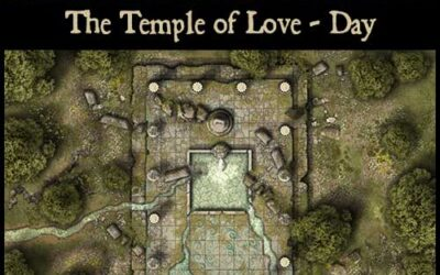 The Temple of Love