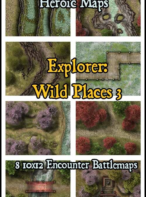 Explorer – Wild Places 3
