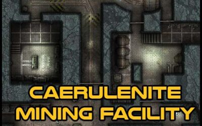 Caerulenite Mining Facility