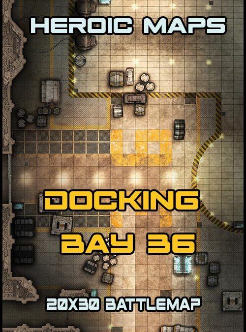 Docking Bay 36