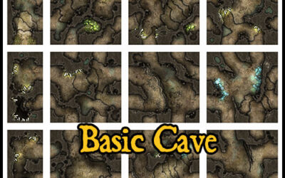 Geomorph – Basic Cave