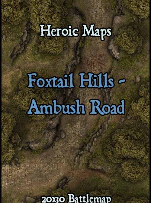 Foxtail Hills: Ambush Road