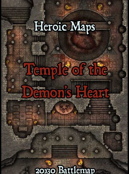 Temple of the Demon's Heart