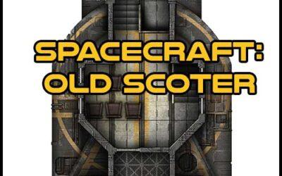 Spacecraft – Greywing & Old Scoter