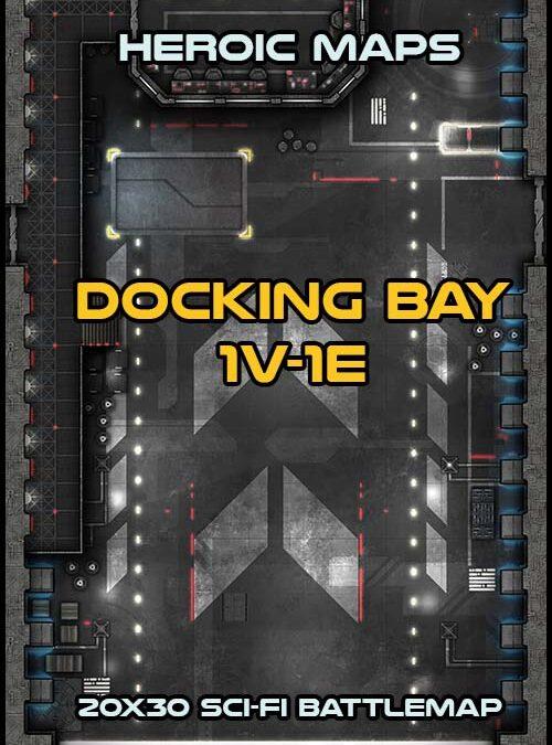 Docking Bay 1V-1E