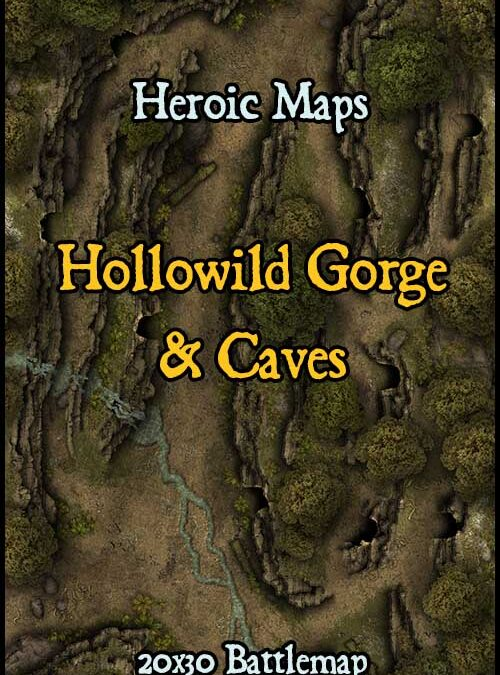 Discover – Hollowild Gorge & Caves