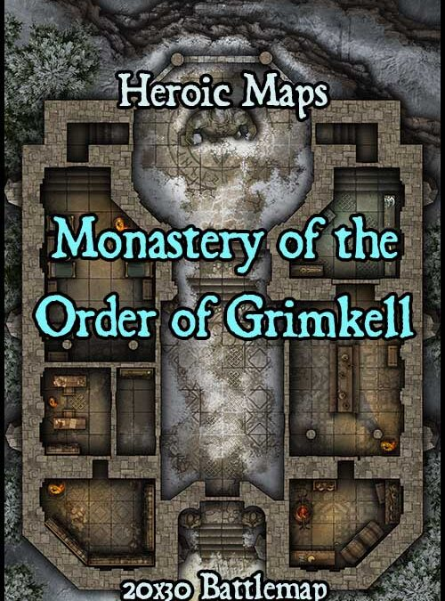 Monastery of the Order of Grimkell
