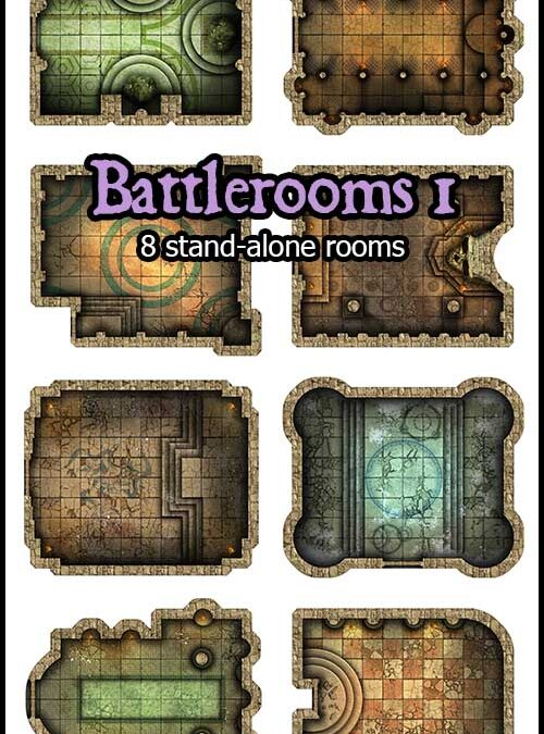 Explorer: Battlerooms 1