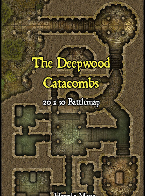 The Deepwood Catacombs