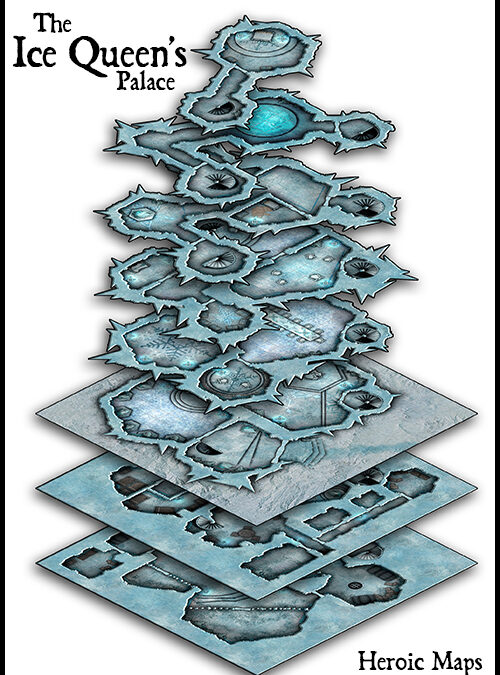 Final Festive Friday – Ice Queen's Palace