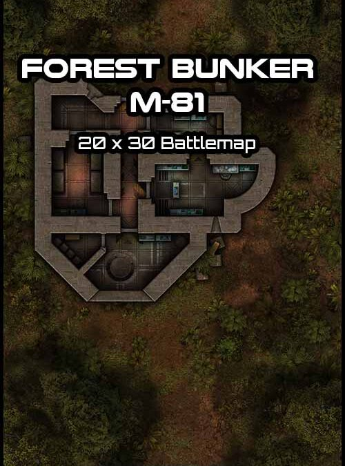 Forest Bunker M-81